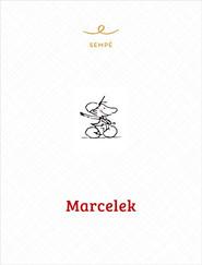 okładka Marcelek, Książka | Jean-Jacques Sempé