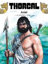 okładka Thorgal Aniel, Książka | Pennetier Yann le