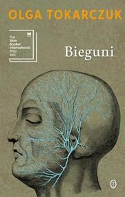 okładka Bieguni, Książka | Olga Tokarczuk
