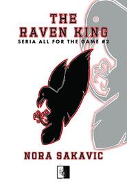 okładka The Raven King, Książka | Sakavic Nora