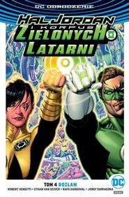 okładka Hal Jordan i Korpus Zielonych Latarni Tom 4 Rozłam, Książka | Robert Venditti