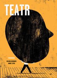 okładka Teatr Zadaniariusz, Książka | Ricardo Henriques, Andre Letria