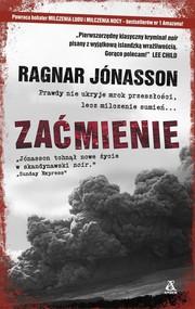 okładka Zaćmienie, Książka   Ragnar Jónasson