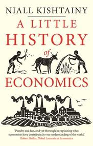okładka Little History of Economics, Książka | Niall Kishtainy