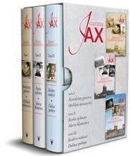 okładka Zemsta i przebaczenie Tom 1-3 Pakiet, Książka | Joanna Jax