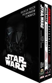 okładka Star Wars Kolekcja trzech przewodników filmowych, Książka |