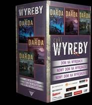 okładka Cykl Wyręby: Dom na Wyrębach / Nowy Dom na Wyrębach I / Nowy Dom na Wyrębach II miękka Pakiet, Książka | Stefan Darda