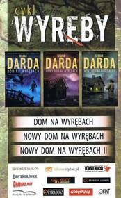 okładka Cykl Wyręby: Dom na Wyrębach / Nowy Dom na Wyrębach I / Nowy Dom na Wyrębach II Pakiet, Książka | Stefan Darda