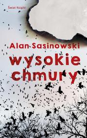 okładka Wysokie chmury, Książka | Sasinowski Alan