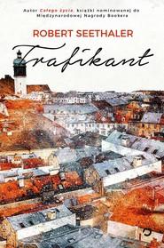 okładka Trafikant, Książka | Robert Seethaler