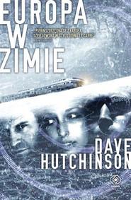 okładka Europa w zimie, Książka | Dave Hutchinson