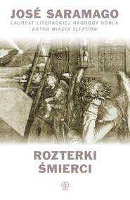 okładka Rozterki śmierci, Książka | José Saramago