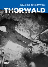 okładka Stulecie detektywów, Książka | Jürgen Thorwald