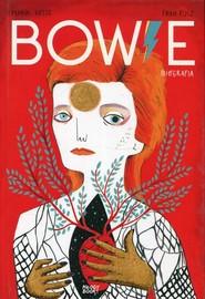 okładka Bowie Biografia, Książka   Maria Hesse, Fran Ruiz