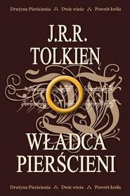 okładka Władca Pierścieni, Książka   J.R.R.  Tolkien