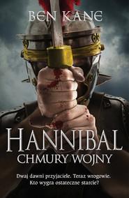okładka Hannibal. Chmury wojny, Książka | Ben Kane