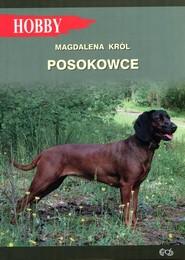 okładka Posokowce, Książka   Król Magdalena