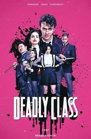 okładka Deadly Class Tom 1 1987 Reagan Youth wersja filmowa, Książka | Rick Remender