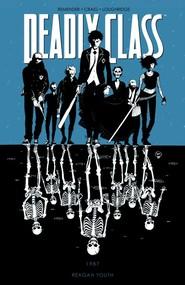 okładka Deadly Class Tom 1, Książka | Rick Remender
