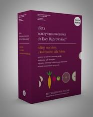 okładka Dieta warzywno-owocowa dr Ewy Dąbrowskiej® Pakiet, Książka | Beata Dąbrowska, Paulina Borkowska