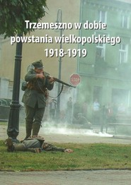 okładka Trzemeszno w dobie powstania wielkopolskiego 1918-1919, Książka |