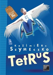 okładka Tetrus, Książka   Kazimierz Szymeczko
