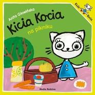 okładka Kicia Kocia na pikniku, Książka | Anita Głowińska