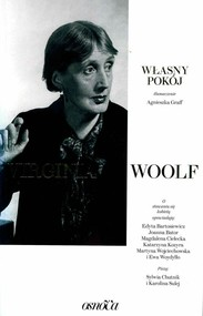 okładka Własny pokój, Książka | Virginia Woolf, Sylwia Chutnik, Sulej Karolina