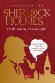 okładka Studium w szkarłacie, Książka | Arthur Conan Doyle