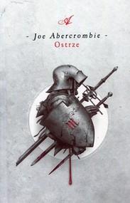 okładka Pierwsze Prawo Tom 1 Ostrze, Książka | Joe Abercrombie