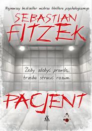 okładka Pacjent, Książka | Sebastian Fitzek