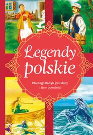 okładka Legendy polskie Wiano świętej Kingi, Książka | Ewa  Stadtmuller
