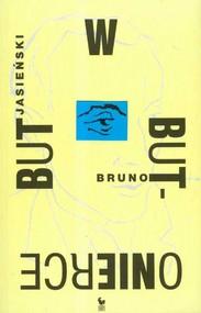 okładka But w butonierce, Książka | Bruno Jasieński