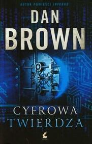 okładka Cyfrowa twierdza, Książka | Dan Brown