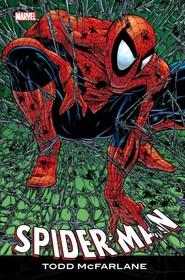 okładka Spider-Man, Książka | Todd McFarlane, Rob Liefeld, Fabian Niecieza