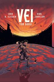 okładka Vei Tom 2, Książka   Sara Elfgren