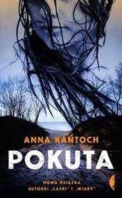 okładka Pokuta, Książka | Anna Kańtoch