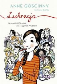 okładka Lukrecja, Książka   Goscinny Anne