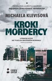 okładka Kroki mordercy, Książka | Klevisowa Michaela