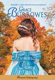 okładka Tajemnica damy, Książka   Grace Burrowes