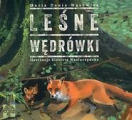 okładka Leśne wędrówki, Książka | Maria Dunin-Wąsowicz