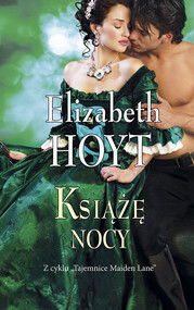 okładka Książę nocy, Książka | Elizabeth  Hoyt