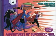 okładka Przygody Superhero Girl, Książka | Erin Faith Hicks