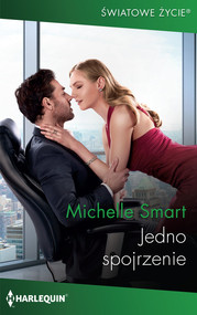 okładka Jedno spojrzenie, Książka | Michelle Smart