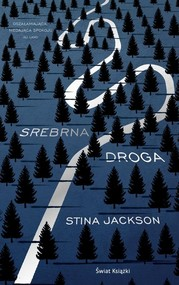 okładka Srebrna droga, Książka | Jackson Stina