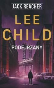 okładka Jack Reacher Podejrzany, Książka | Lee Child