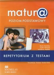 okładka Matura Repetytorium z testami Język angielski Poziom podstawowy + CD, Książka | Marta Rosińska, Lynda Edwards, Arkadiusz Mędela