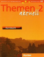 okładka Themen aktuell 2 Kursbuch, Książka | Hartmut Aufderstrasse, Heiko Bock, Jutta Muller, Helmut Muller