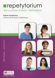 okładka Repetytorium dla uczniów liceów i techników Język angielski Poziom rozszerzony, Książka | Marta Rosińska, Lynda Edwards