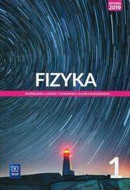okładka Fizyka 1 Podręcznik Zakres rozszerzony Szkoła ponadpodstawowa, Książka   Maria Fiałkowska, Barbara Sagnowska, Jadwiga Salach